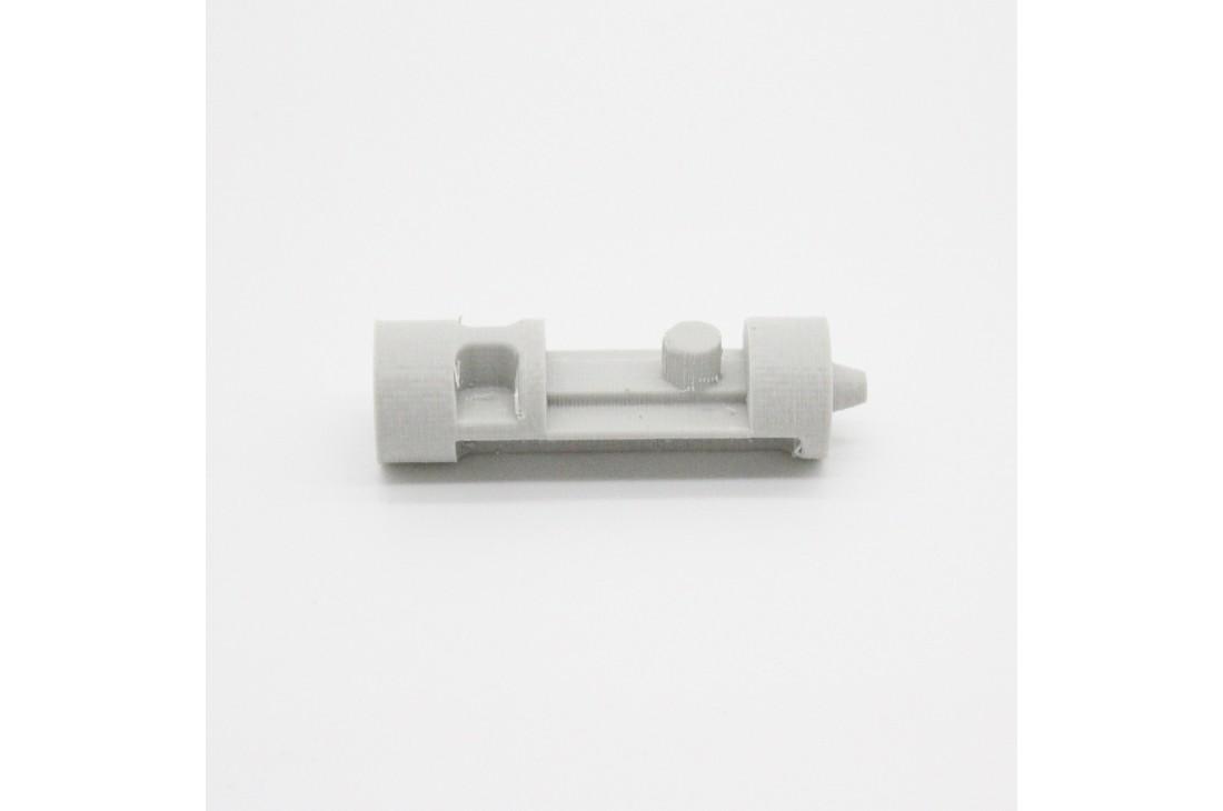Przycisk do frontu łóżka rehabilitacyjnego 51 mm