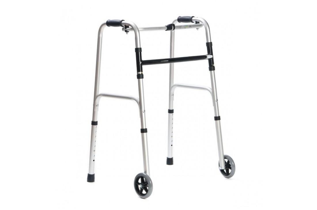 Nowy chodzik rehabilitacyjny dwukołowy Wheeler