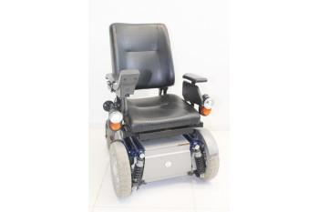 Elektryczny wózek inwalidzki CasaCare Yes 6km/h - bez podnóżków