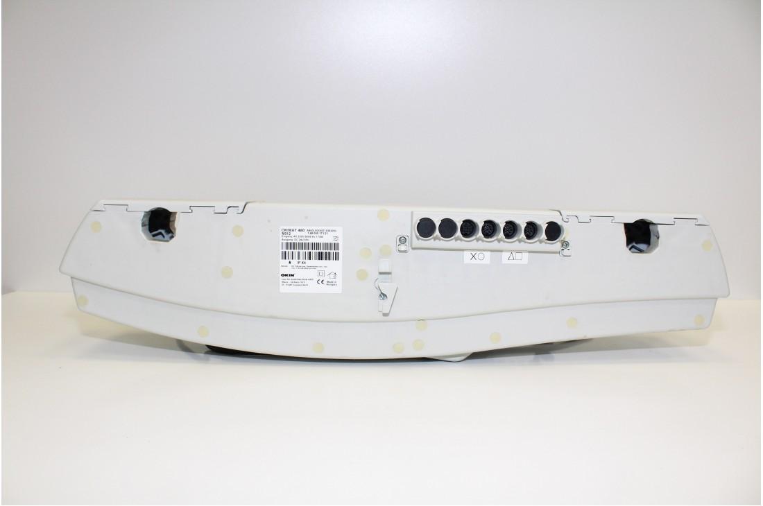 Sterownik łóżka rehabilitacyjnego | 2 x wtyk 7 DIN - Okimat 480