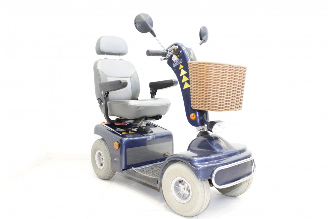 Elektryczny skuter inwalidzki Shoprider Deluxe 8 km/h