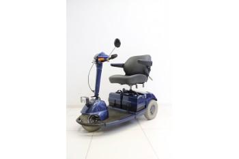 Elektryczny skuter inwalidzki trójkołowy Sterling 8 km/h