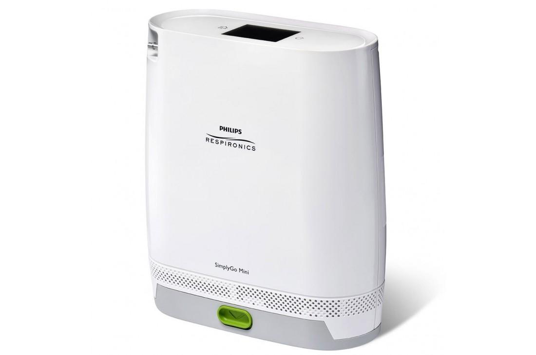 Nowy przenośny koncentrator tlenu Philips SimplyGo Mini - Najmniejszy