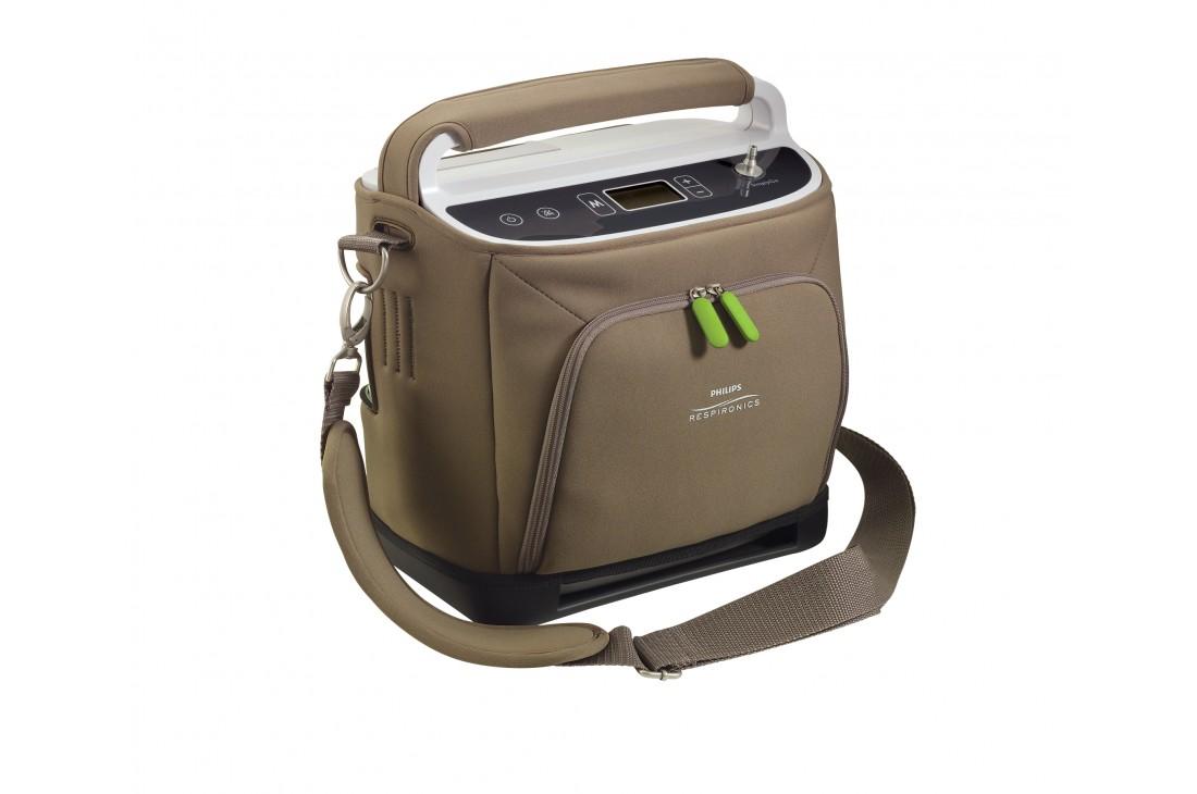 Przenośny, mobilny koncentrator tlenu Philips SimplyGo - regenerowany