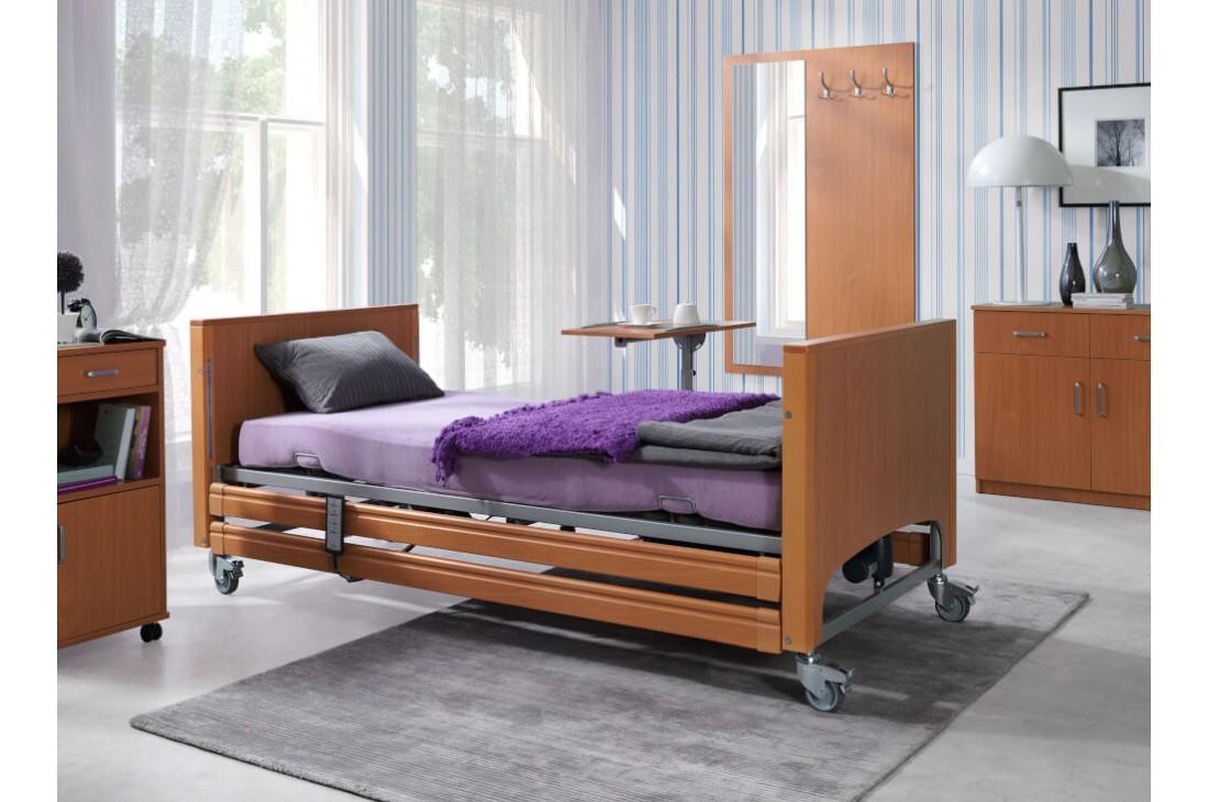 Nowe Łóżko rehabilitacyjne El. 4-funkcyjne Elbur PB331