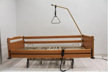 Łóżko rehabilitacyjne, elektryczne, 3-funkcyjne Stiegelmeyer