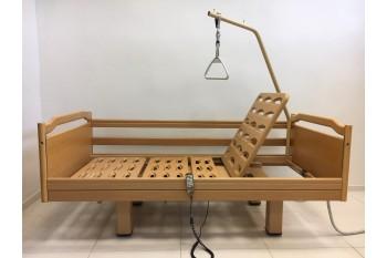 Łóżko rehabilitacyjne, szpitalne, elektryczne, 5-Funkcyjne