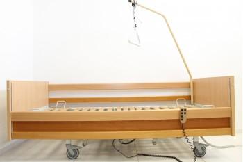 Łóżko rehabilitacyjne, elektryczne, 3-Funkcyjne (Nowe fronty)