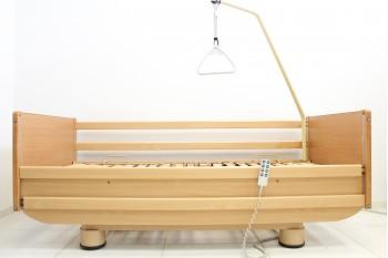 Łóżko rehabilitacyjne, elektryczne, 5-Funkcyjne Burmeier Germanial NF