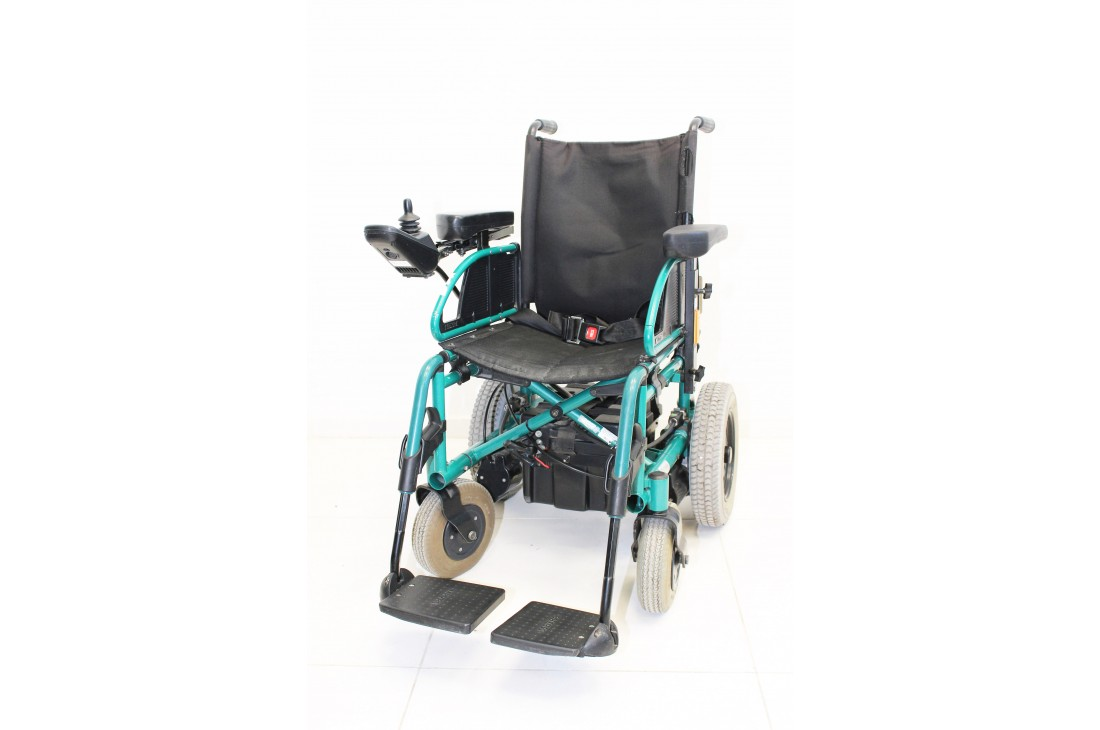 Elektryczny wózek inwalidzki Meyra Power Primus 2.432 6km/h