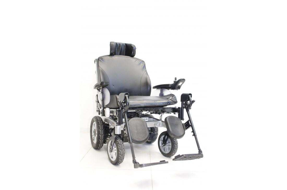 Elektryczny wózek inwalidzki Meyra iChair 6km/h do 200 kg!